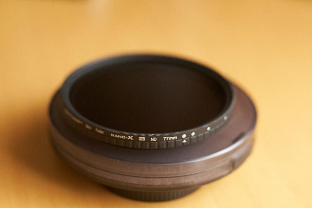 [VENDO] Filtro ND variable K&F concept 77mm (No X) en Accesorios48133152763_818cdc0189_b