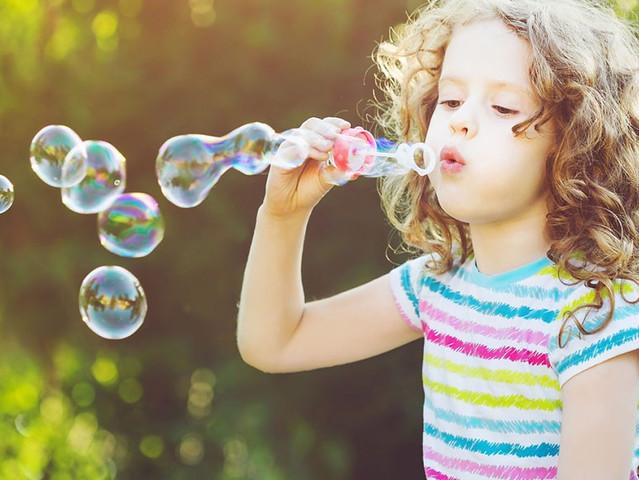 ritiro bolle di sapone pericolose