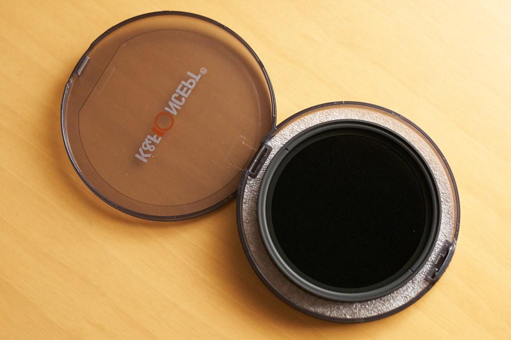[VENDO] Filtro ND variable K&F concept 77mm (No X) en Accesorios48133214052_bba213d035_b