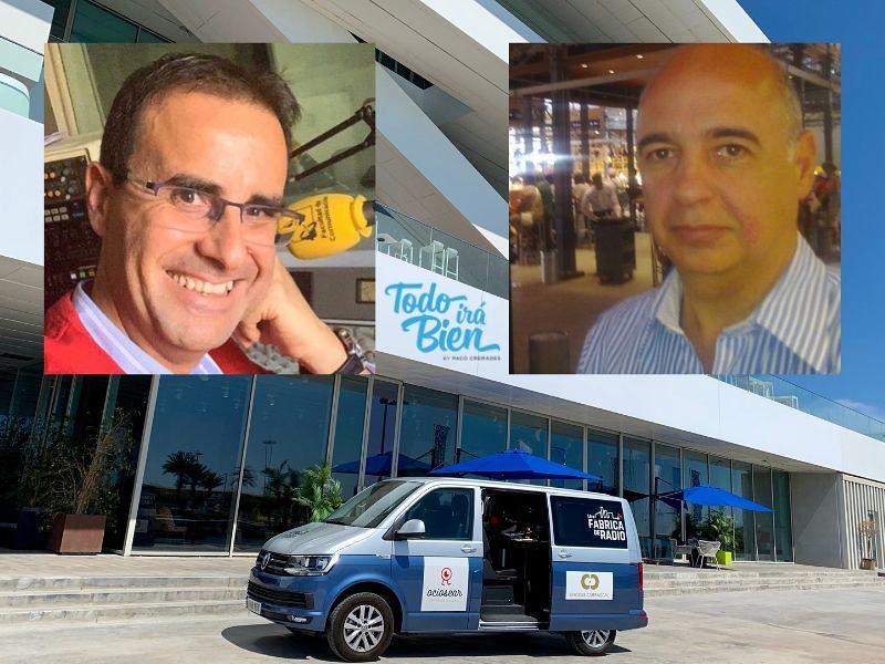 Foto TIB 2019 06 26 Jose Maria Garcia-Lastra y Luis Miguel Pedrero