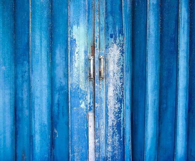 Watercolour Doors