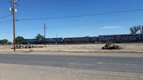 Amtrak Passes the Clean Yard