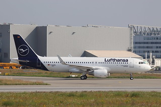 A320 Lufthansa D-AIWI | by XFW-Spotter