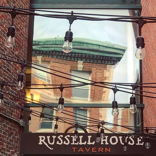 Russell House Tavern reflections