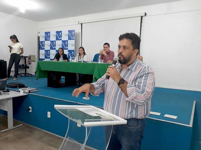 26.06.19.Conselheiros de saúde elegem diretoria executiva do CMSManaus.