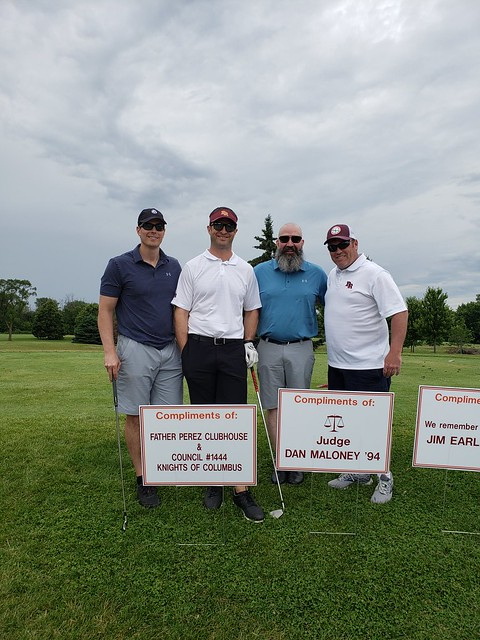 34th Annual Alumni Golf Outing