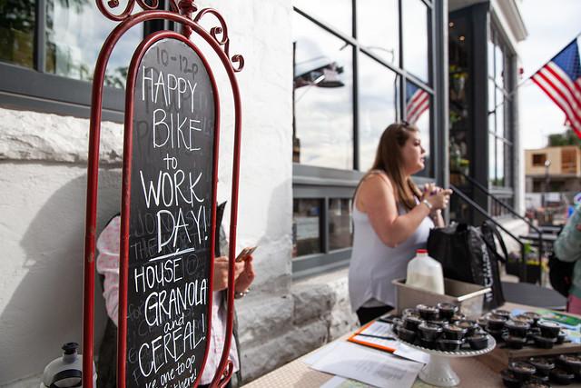 Bike to Work Day - Summer 2019