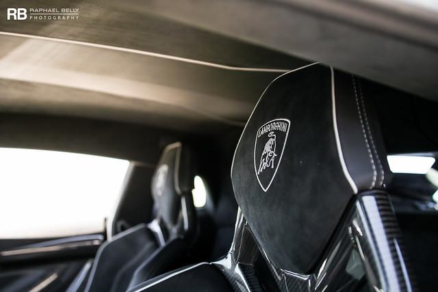 Lamborghini Aventador LP 770-4 SVJ