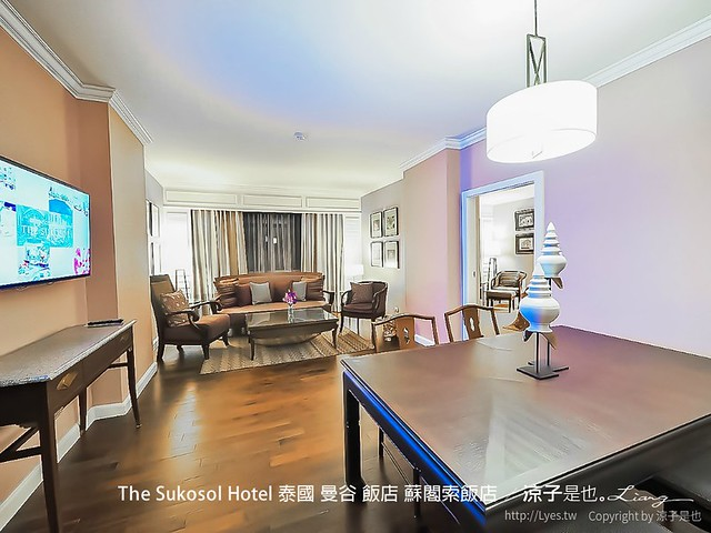 The Sukosol Hotel 泰國 曼谷 飯店 蘇閣索飯店 32