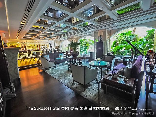 The Sukosol Hotel 泰國 曼谷 飯店 蘇閣索飯店 117
