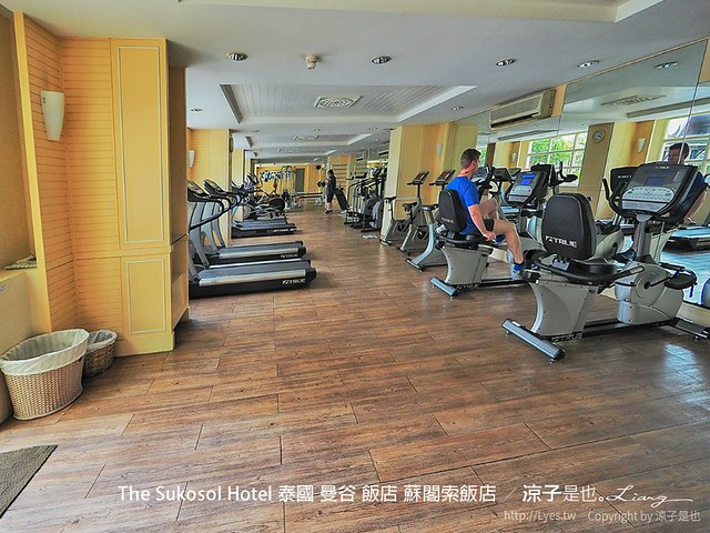 The Sukosol Hotel 泰國 曼谷 飯店 蘇閣索飯店 124