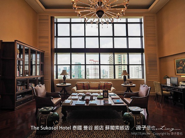 The Sukosol Hotel 泰國 曼谷 飯店 蘇閣索飯店 125