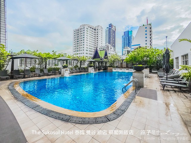The Sukosol Hotel 泰國 曼谷 飯店 蘇閣索飯店 131
