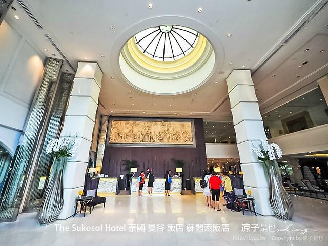 The Sukosol Hotel 泰國 曼谷 飯店 蘇閣索飯店 122