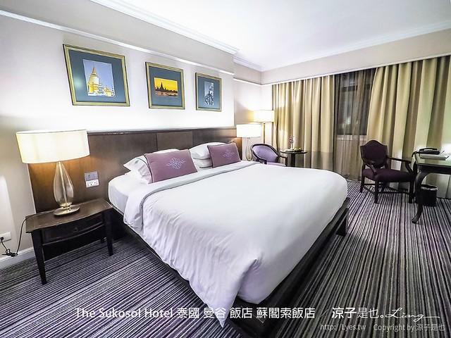 The Sukosol Hotel 泰國 曼谷 飯店 蘇閣索飯店 136