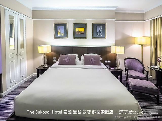 The Sukosol Hotel 泰國 曼谷 飯店 蘇閣索飯店 138