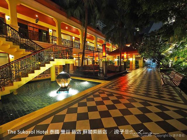 The Sukosol Hotel 泰國 曼谷 飯店 蘇閣索飯店 7
