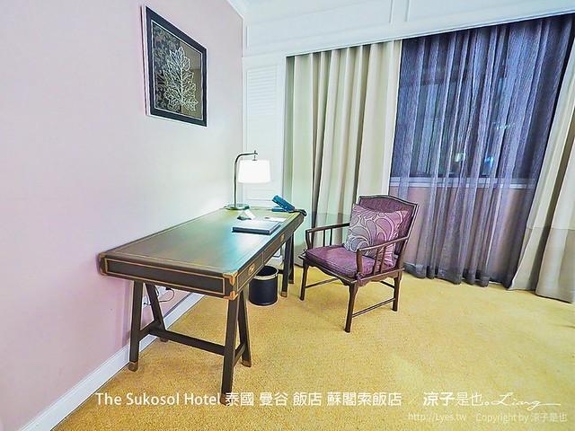 The Sukosol Hotel 泰國 曼谷 飯店 蘇閣索飯店 36