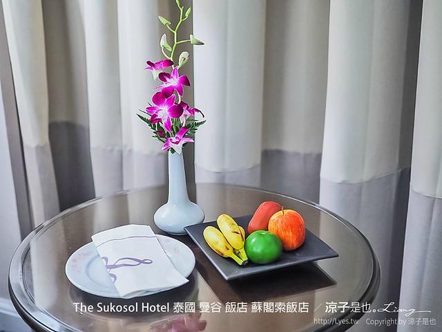 The Sukosol Hotel 泰國 曼谷 飯店 蘇閣索飯店 62