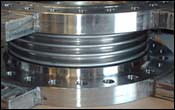 "U.S. Bellows, Inc. Designed and Fabricated 18"" Single Expansion Joints for an Offshore Oil Platform Under Construction in Korea"
