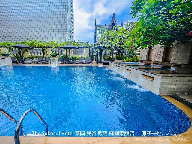 The Sukosol Hotel 泰國 曼谷 飯店 蘇閣索飯店 130