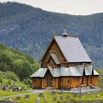 Reinli Stave Church, Norway, June 24, 2019