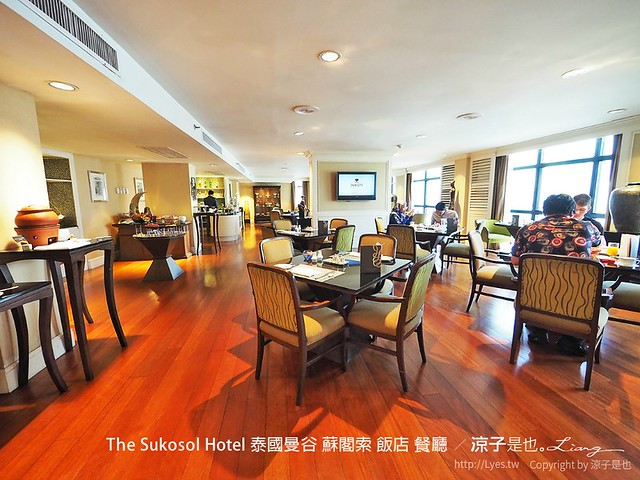 The Sukosol Hotel 泰國曼谷 蘇閣索 飯店 餐廳 99