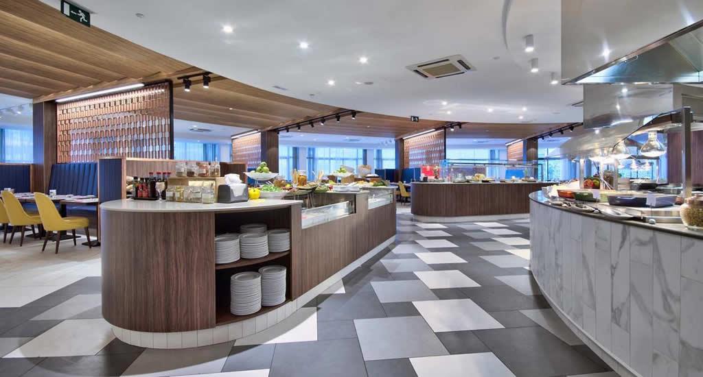 Ontbijtbuffet Dolmen Resort, Qawra | Malta & Gozo