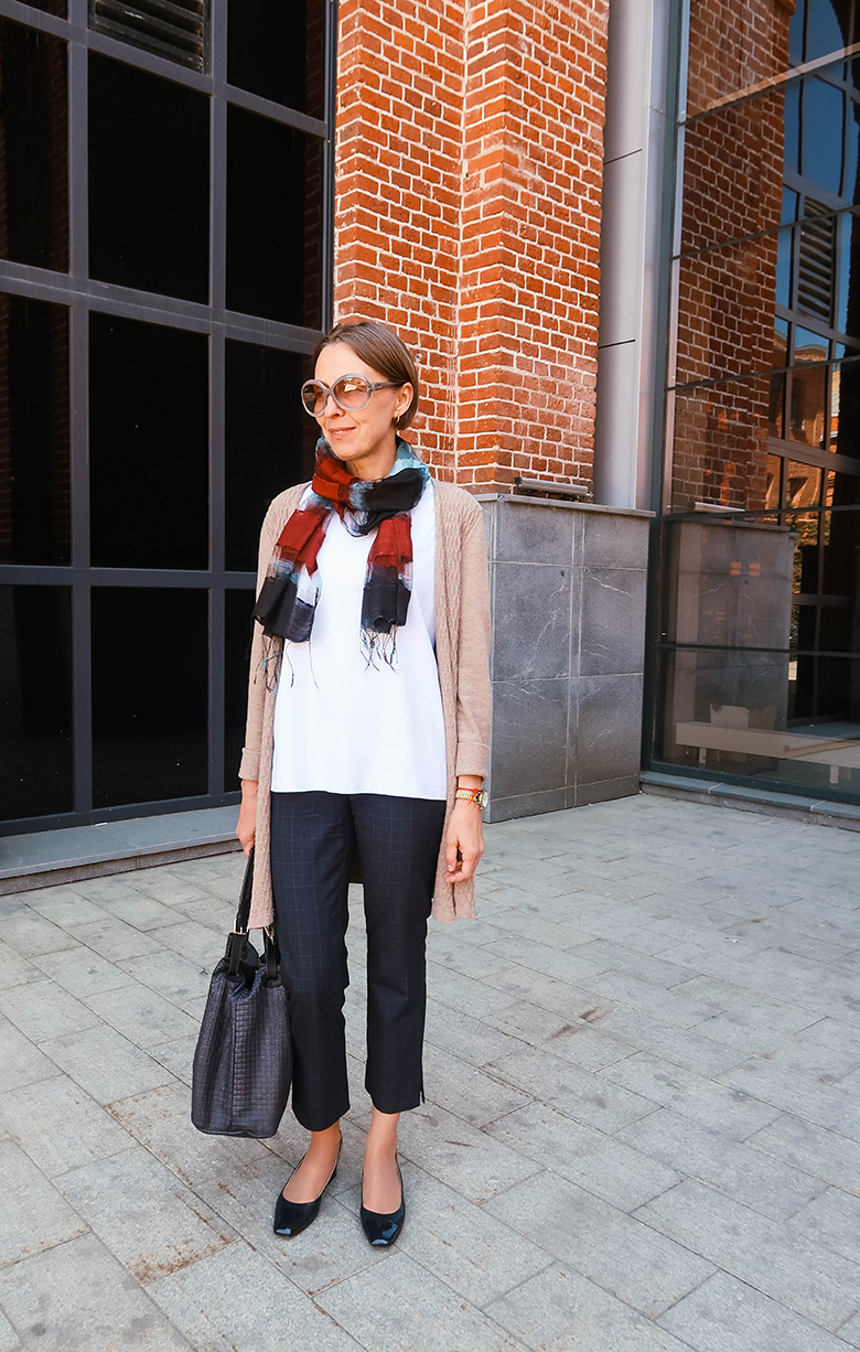 sport chic street style over 50 by Elenmind