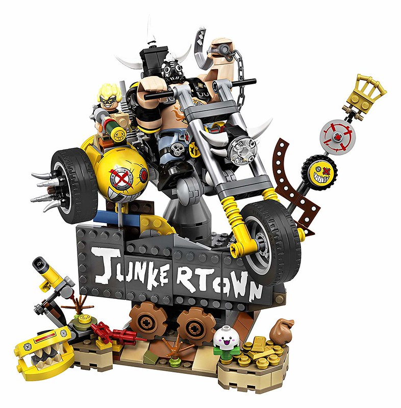 Junkrat & Roadhog Set 2