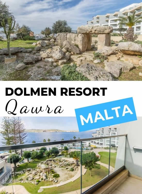 Dolmen Resort, Qawra | Malta & Gozo