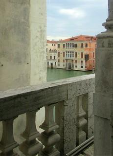 Angle mort à Venise