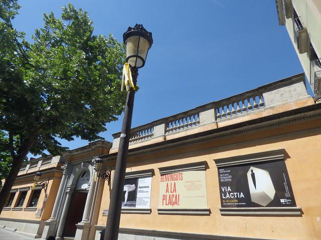 Bòlit Centre d'Art Contemporani - Rambla de la Llibertat, Girona