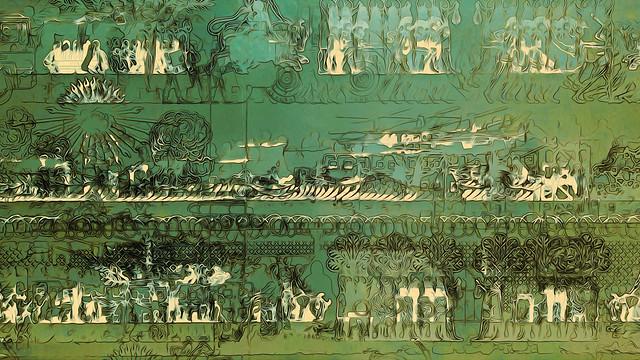 Ai Weiwei 62 Wandfries 01