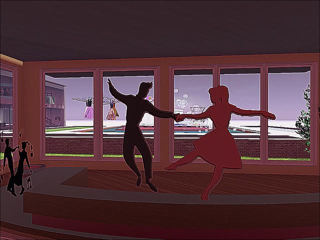 SL16B Astonish - The Fashion Experience  - Dancing  Shoez