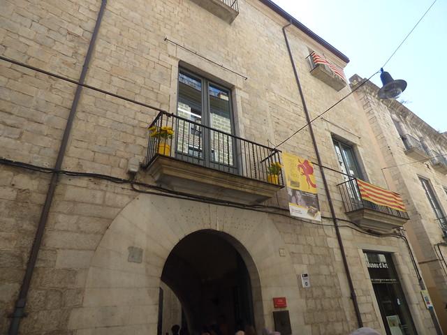 Casa Solterra - Carrer dels Ciutadans, Girona