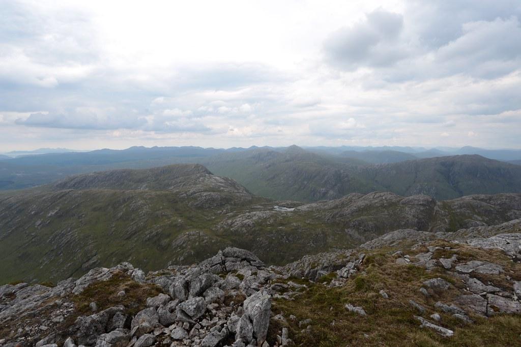 Towards the Northwest Highlands