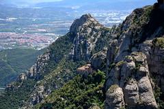 Santa Cova, Monestir de Montserrat.