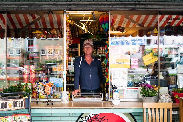Kiosk portrait No 5 - Buden im Ruhrgebiet
