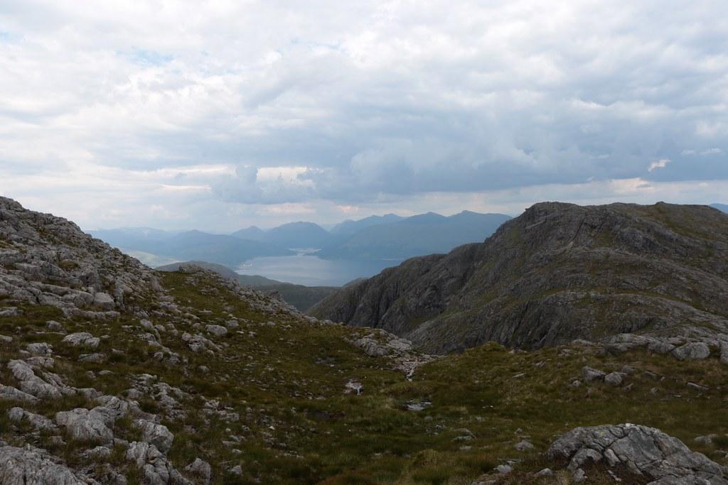 Towards Ballachulish