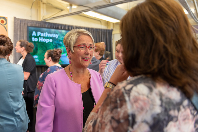 BC launches 'A Pathway to Hope' for better mental health and addictions care