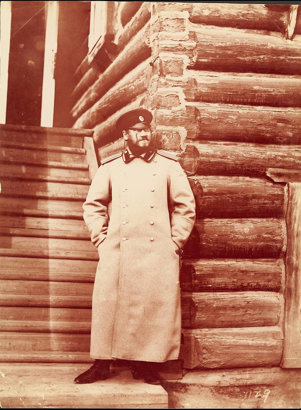 Полковник Владимир Петрович Трусов