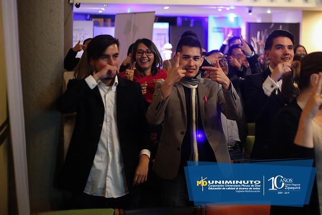 Encuentro Anual de Graduados Zipaquirá