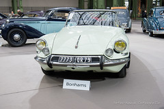 Citroën DS 19 Convertible - 1963
