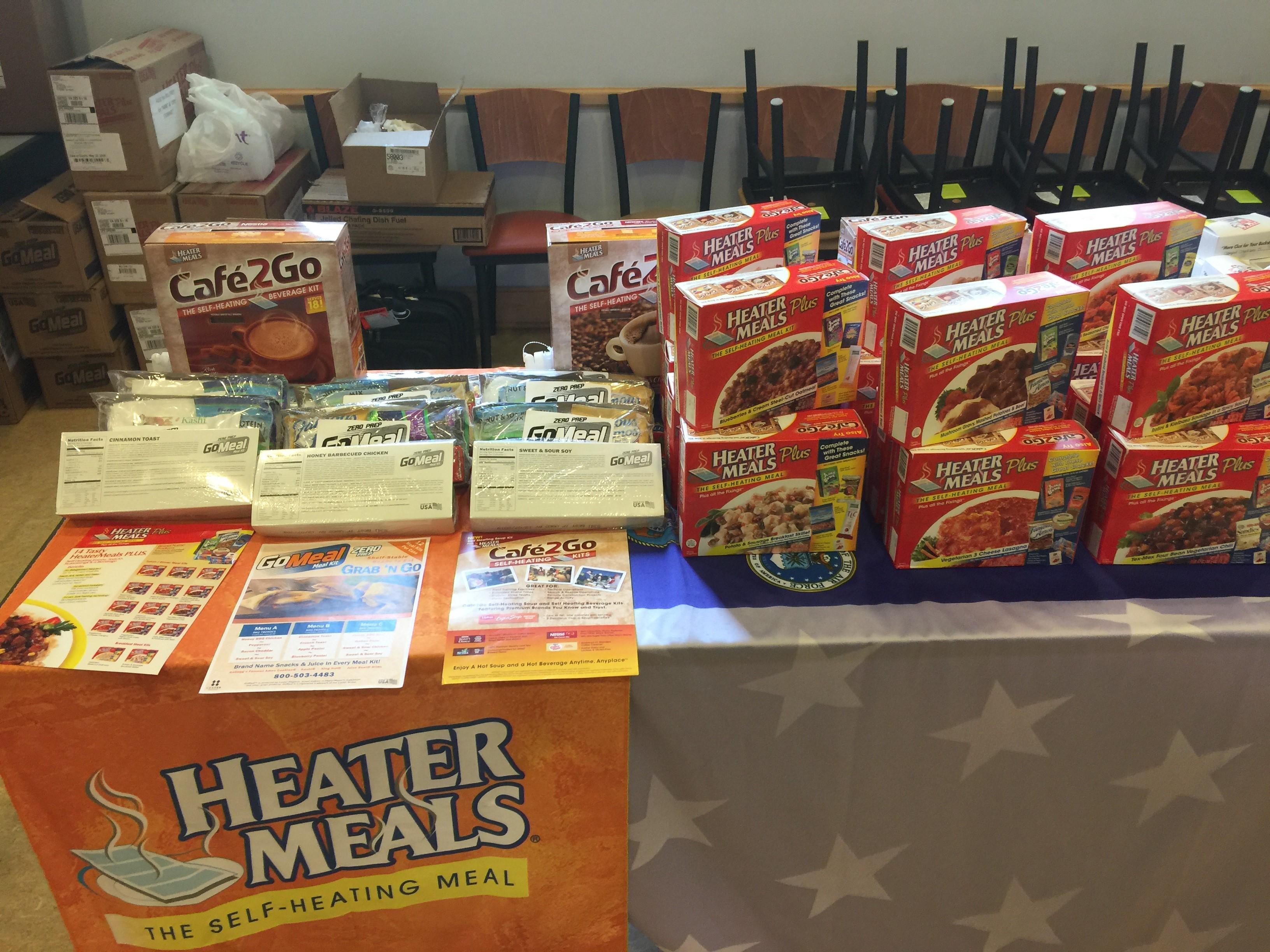 HeaterMeals, GoMeals & Cafe-2-Go