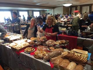 Diane (Los Cabos), Renee & Jolynne (Bake Crafters)