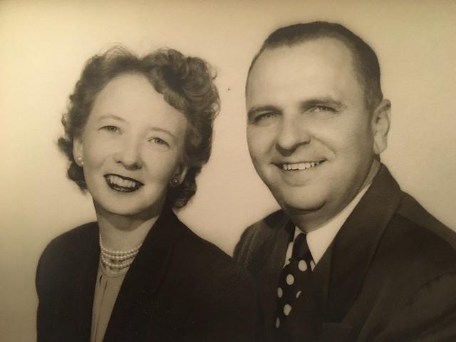 Bill & Ethel Barnes