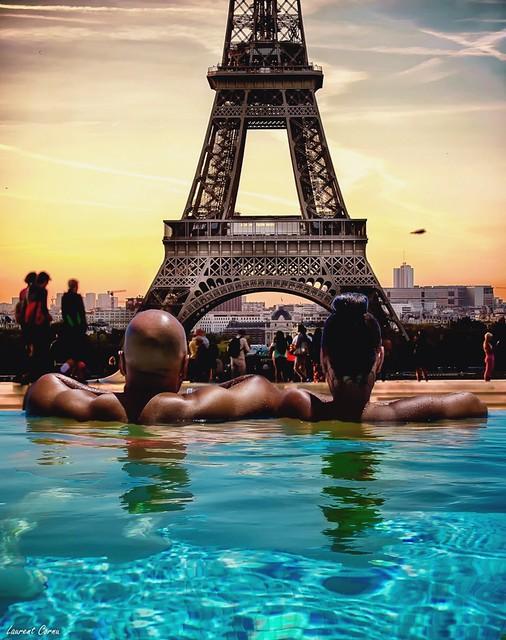 La Canicule/Heatwave in Paris 😊