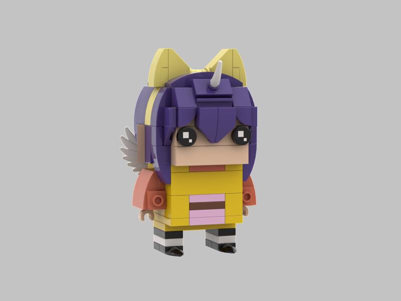 Final Fantasy 9 Characters Look Cute In Lego Breakheadz Style
