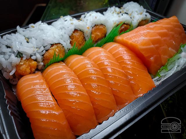 Salmon Lovers - Volcano